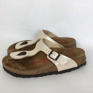 Birkenstock Gizeh Sandals Size 7